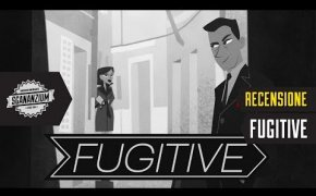 Fugitive - Recensione gioco da tavolo