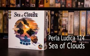 Perla Ludica 124 - Sea of Clouds