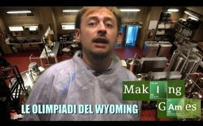 MAKING GAMES 1 - Le Olimpiadi del Wyoming