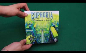Euphoria Ignorance is bliss - Unboxing