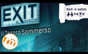 Recensioni Minute [235] - Exit: il Gioco (presentazione della serie)