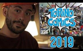 i 10 Motivi per andare Torino Comics & Games
