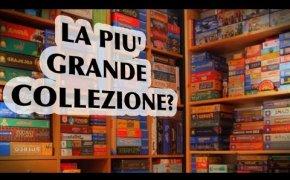 QUIZ - La collezione di giochi da tavolo più grande al mondo?