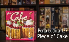 Perla Ludica 127 - Piece o' Cake (New York Slice)