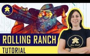 Rolling Ranch Tutorial - Gioco da Tavolo - La ludoteca #81