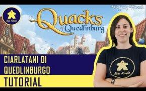 Ciarlatani di Quedlinburgo Tutorial - Gioco Da Tavolo - La Ludoteca #82