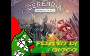 Cerebria - Flusso di gioco