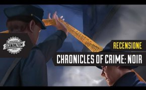 Chronicles of Crime: NOIR - espansione