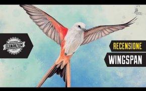Wingspan - Recensione Gioco da Tavolo