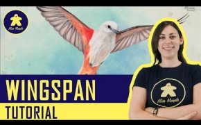 Wingspan - Tutorial Gioco da Tavolo - La ludoteca #83