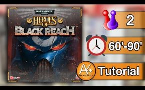 Tutorial - Warhammer 40.000: Heroes of Black Reach (ITA)