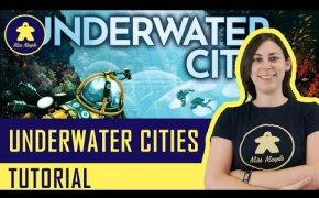 Underwater Cities Tutorial - Gioco da Tavolo - La ludoteca #84