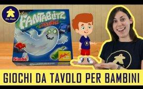 Fantablitz - Gioco da Tavolo per Bambini e Ragazzi - 8+ anni