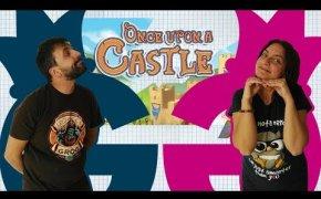 Once Upon a Castle: costruiamo un castello coi dadi! Partita completa al miglior Roll&Write del 2018