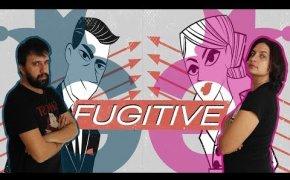 Fugitive: caccia all'uomo in un mazzo di carte! Partita completa ad un tesissimo gioco per due.