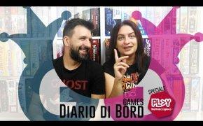 Diario di Bord...Games! Speciale PLAY, 11 giochi provati e bottino! - Vlog #3