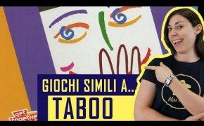 Giochi Simili a Taboo - 8 giochi da tavolo alternativi