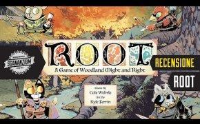 Root - Recensione gioco da tavolo