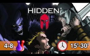 Hidden War - Carte, Guerra e Inganno!