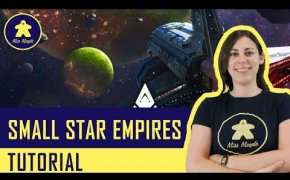 Small Star Empires Tutorial - Gioco da Tavolo - La ludoteca #75