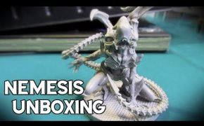 Unboxing di NEMESIS in ITALIANO!