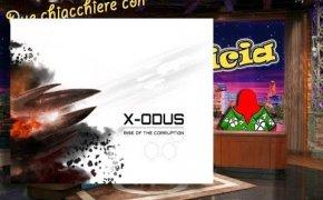 X-Odus Rise of the Corruption - Due chiacchiere con il Meeple con la Camicia