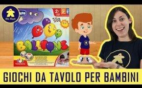 Balloons - Gioco da Tavolo per Bambini 3+ anni - Chicco
