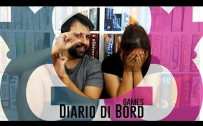Diario di Bord...Games! 31 maggio - 6 giugno 16 giochi da tavolo giocati Vlog#12