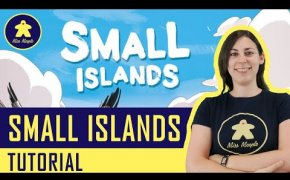 Small Islands Tutorial - Gioco da Tavolo - La ludoteca #87