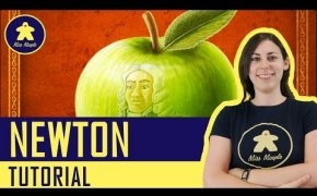 Newton Tutorial - Gioco da Tavolo - La ludoteca #73