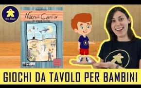Naenia Cantor - Gioco da Tavolo per Bambini - 8+ anni