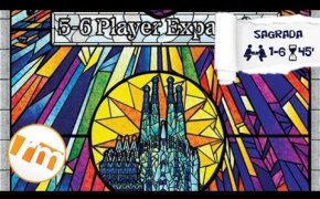 Recensioni Minute [247] - Sagrada: espansione 5-6 giocatori