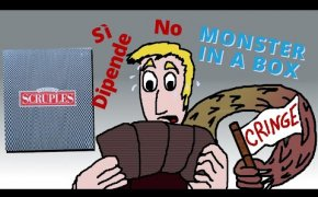 Monster in a Box - Scruples, il gioco senza scrupoli