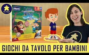 Little Arrow - Gioco da Tavolo per Bambini 3+ anni - Chicco