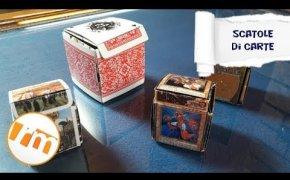 Vlog [113] - Tutorial Scatole di carte DIY (Tipper Bonus)