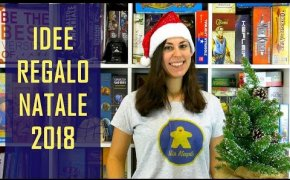 Idee regalo Natale 2018 - 10 Giochi da Tavolo da regalare