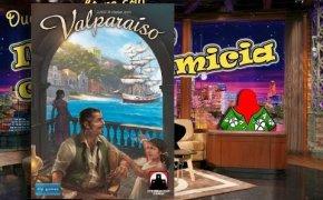 Valparaíso - Due chiacciere con il Meeple con la Camicia