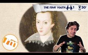 Black Sonata: The fair youth (Il bel giovane) - Recensioni Minute [353]