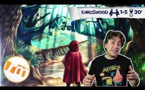 Kingswood - Recensioni Minute [348]