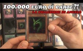 La collezione più GRANDE che io abbia mai visto | 100mila euro di carte YuGiOh!