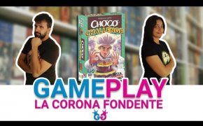 Choco Challenge, Partita Completa al gioco da tavolo vincitore del gioco inedito!