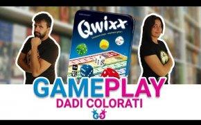 Qwixx Partita Completa ad un Roll & Write che crea dipendenza