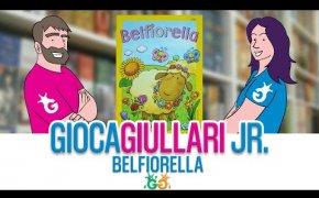 Gioca Giullari Junior - Belfiorella il gioco da tavolo per bambini in cui raccogliamo i fiori!