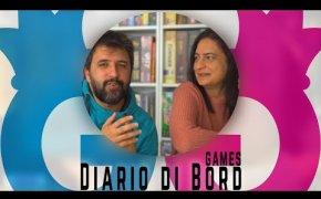 Diario di Bord...Games! 5-11 marzo 7 giochi da tavolo giocati Vlog #99