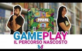 Pakal, Partita Completa al gioco da tavolo alla ricerca dei tesori perduti