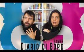 Diario di Bord...Games! 26 febbraio - 4 marzo 7 giochi da tavolo giocati Vlog #98