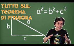 TUTTO Quello che c'è da sapere sul Teorema di Pitagora! - Vlog [151]