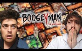 Scappiamo da BOOGEYMAN: Partita COMPLETA al Gioco da Tavolo!