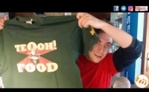 Il Teo delle cinque #11 - Mille mila t-shirt ludiche!