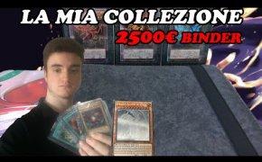 Vi mostro la mia collezione AGGIORNATA da 2500€!! | YuGiOh!